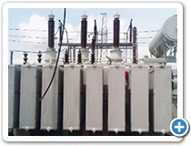 60MVA, 132kV 33kV at Warri Substation, Delta State, TCN